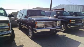 1997 Chevrolet Tahoe for sale at AFFORDABLY PRICED CARS LLC in Mountain Home ID
