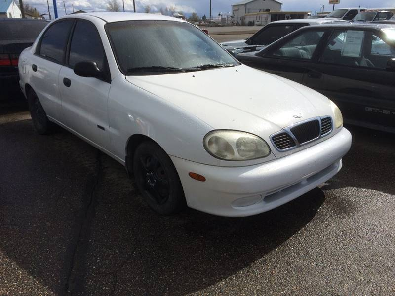 2000 Daewoo Lanos S 4dr Sedan In Mountain Home ID - AFFORDABLY ...