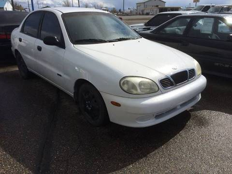 2000 Daewoo Lanos for sale in Mountain Home, ID