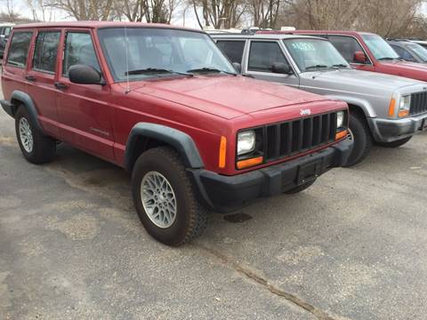 High Quality 1998 Jeep Cherokee For Sale In Mountain Home, ID
