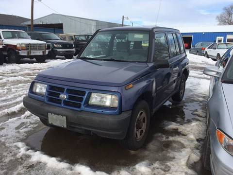 1997 GEO Tracker for sale in Mountain Home, ID