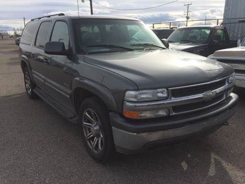 2000 Chevrolet Suburban for sale in Mountain Home, ID