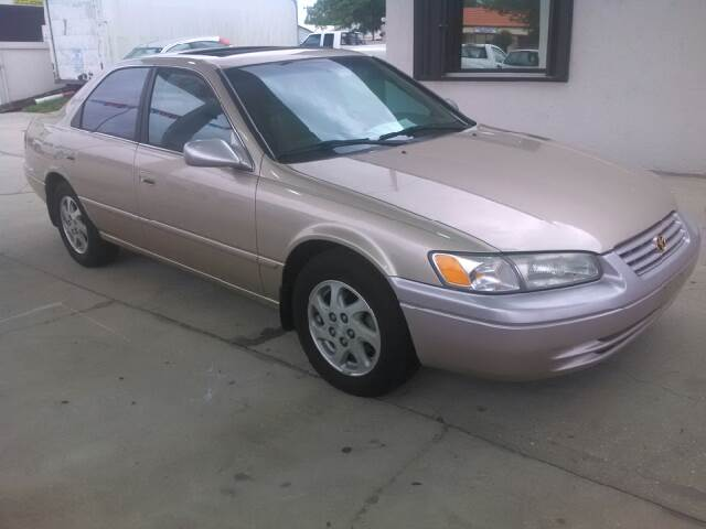 1998 Toyota Camry for sale at Steve's Auto Sales in Sarasota FL