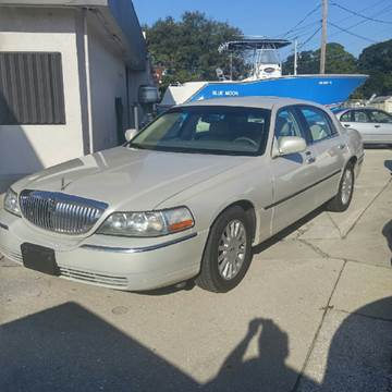 2005 Lincoln Town Car for sale in Sarasota, FL