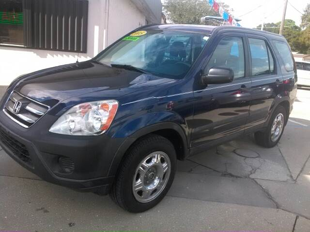 2005 Honda CR-V for sale at Steve's Auto Sales in Sarasota FL