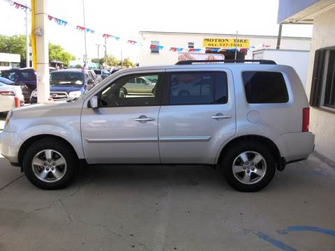 2011 Honda Pilot for sale at Steve's Auto Sales in Sarasota FL