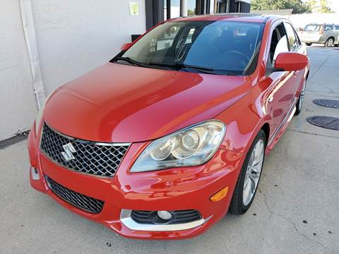 2012 Suzuki Kizashi for sale in Sarasota, FL