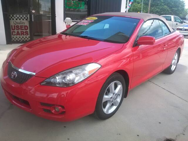 2007 Toyota Camry Solara for sale at Steve's Auto Sales in Sarasota FL