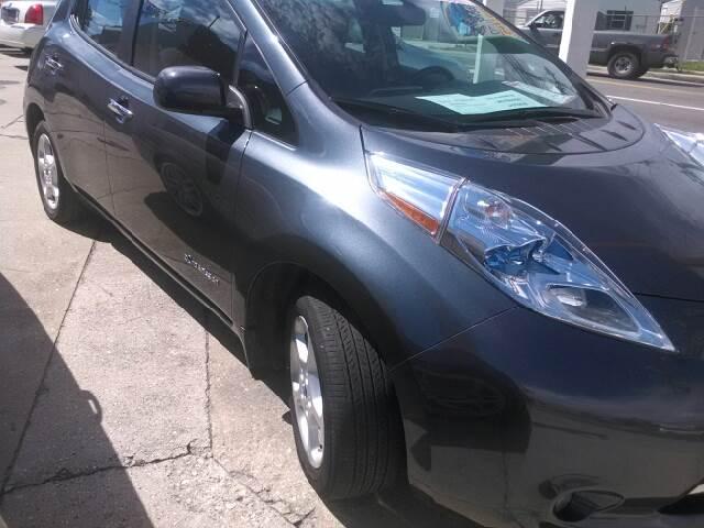 2013 Nissan LEAF for sale at Steve's Auto Sales in Sarasota FL