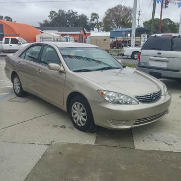 2005 Toyota Camry for sale in Sarasota, FL