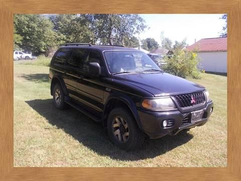 2001 Mitsubishi Montero Sport for sale in Hillsboro, OH