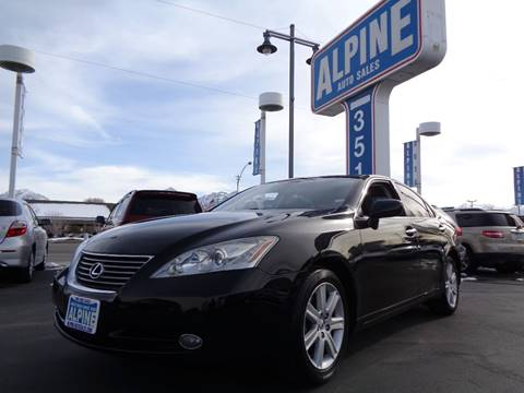 2008 Lexus ES 350 For Sale In Salt Lake City, UT