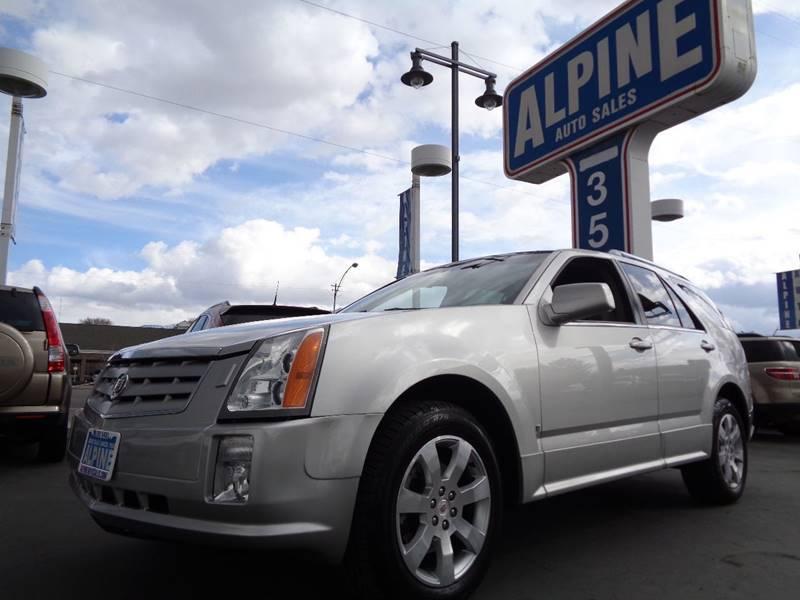 2008 Cadillac SRX V8 4dr SUV   Salt Lake City UT