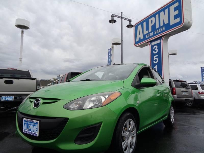 2012 Mazda MAZDA2 Sport 4dr Hatchback 4A   Salt Lake City UT