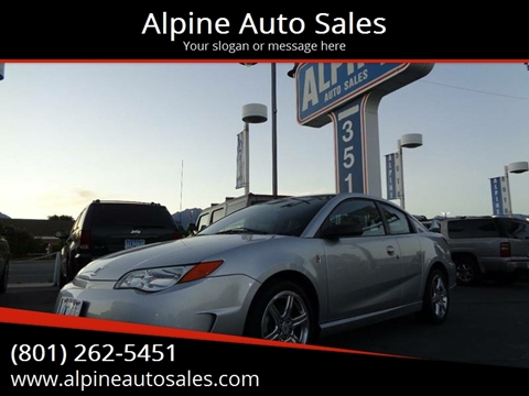 Saturn Ion Red Line For Sale Carsforsale
