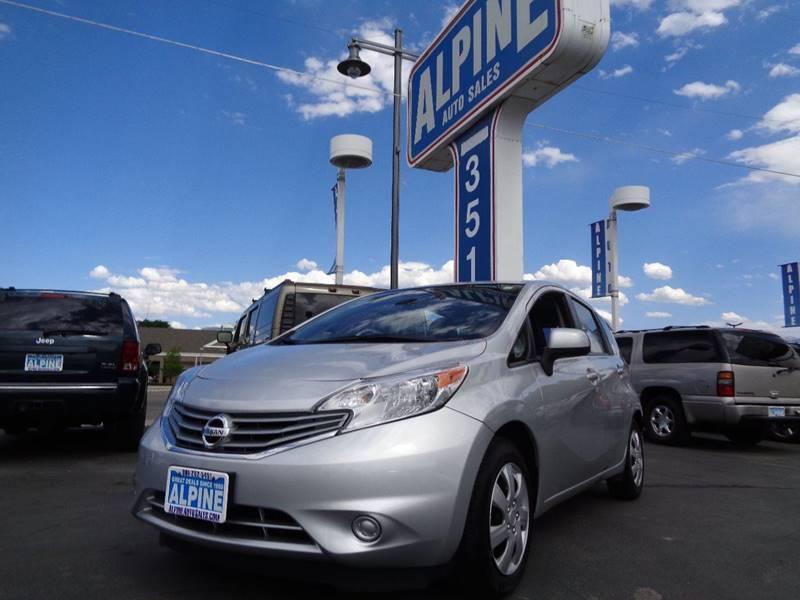2014 Nissan Versa Note SV 4dr Hatchback   Salt Lake City UT