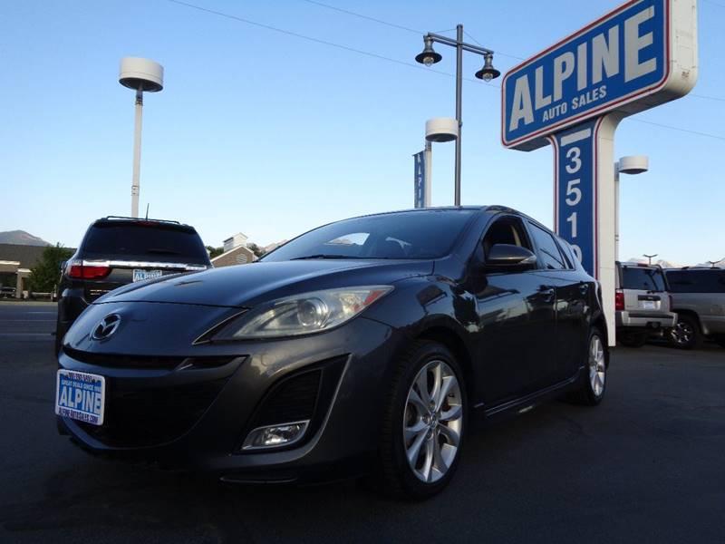 2010 Mazda MAZDA3 for sale at Alpine Auto Sales in Salt Lake City UT