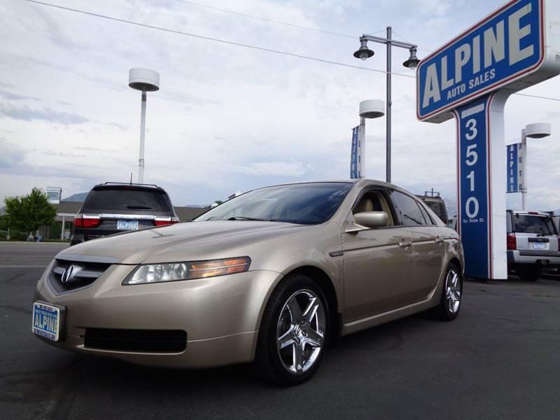 2005 Acura TL 3.2 4dr Sedan   Salt Lake City UT