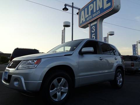 2012 Suzuki Grand Vitara for sale in Salt Lake City, UT