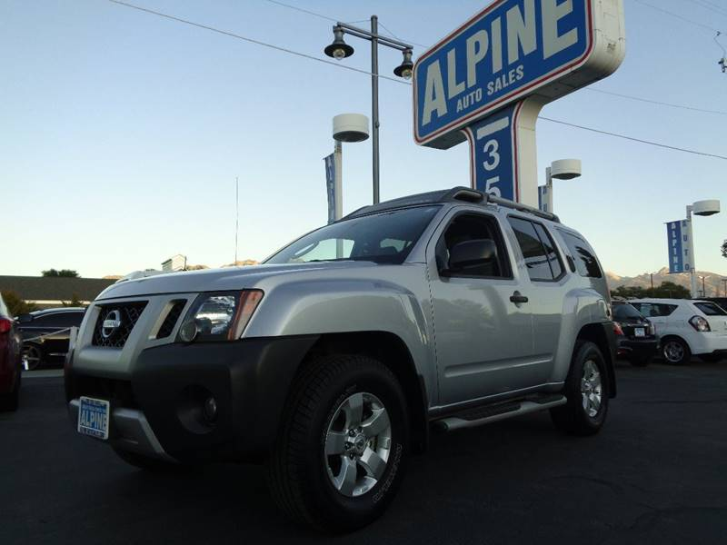 2010 Nissan Xterra 4x4 S 4dr SUV   Salt Lake City UT