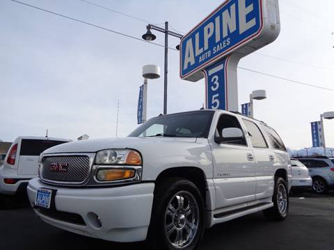 2003 GMC Yukon for sale in Salt Lake City, UT