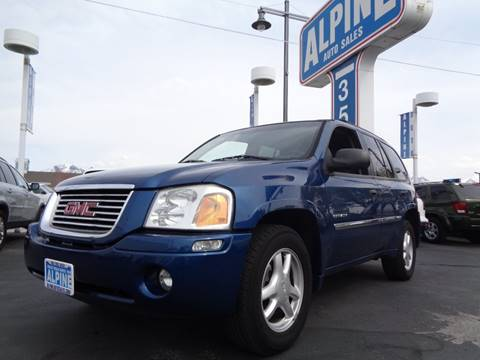 2006 GMC Envoy for sale in Salt Lake City, UT