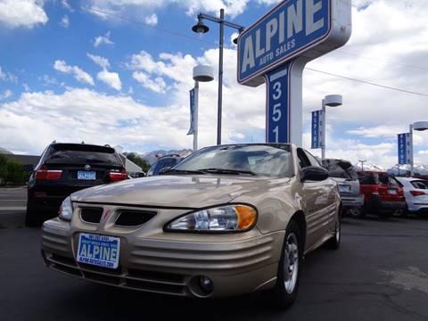 2002 Pontiac Grand Am for sale in Salt Lake City, UT