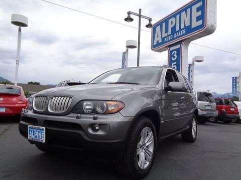 Bmw Salt Lake City >> Bmw X5 For Sale In Salt Lake City Ut Alpine Auto Sales