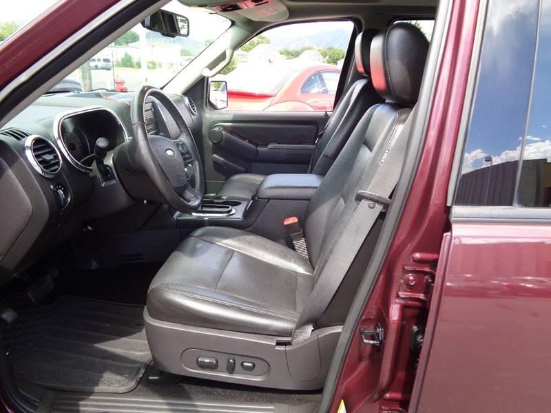 2007 Ford Explorer Limited 4dr SUV 4WD (V8) In Salt Lake City UT
