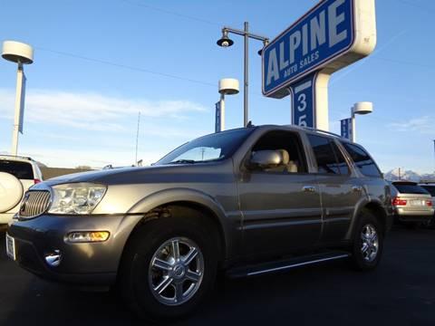 2007 Buick Rainier for sale in Salt Lake City, UT