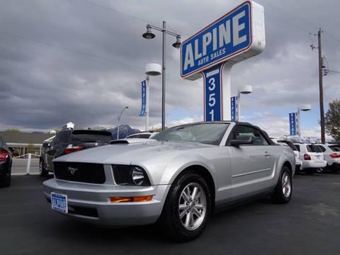 2007 Ford Mustang for sale in Salt Lake City, UT