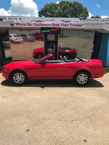 2008 Ford Mustang  - Montgomery AL