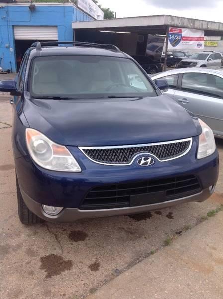 2007 Hyundai Veracruz GLS Crossover 4dr - Montgomery AL