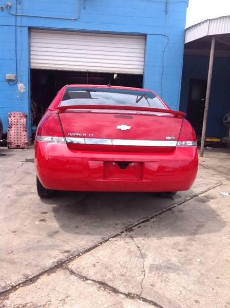 2010 Chevrolet Impala LT 4dr Sedan - Montgomery AL