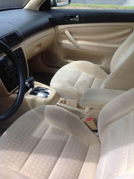 2003 Volkswagen Passat 4dr GLS 1.8T Turbo Sedan - Montgomery AL