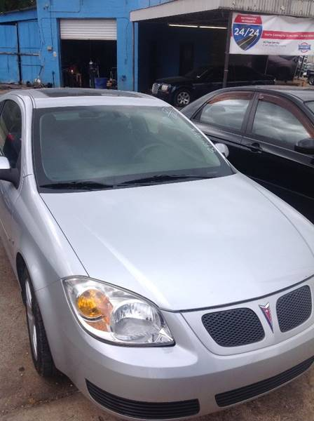 2007 Pontiac G5 2dr Coupe - Montgomery AL