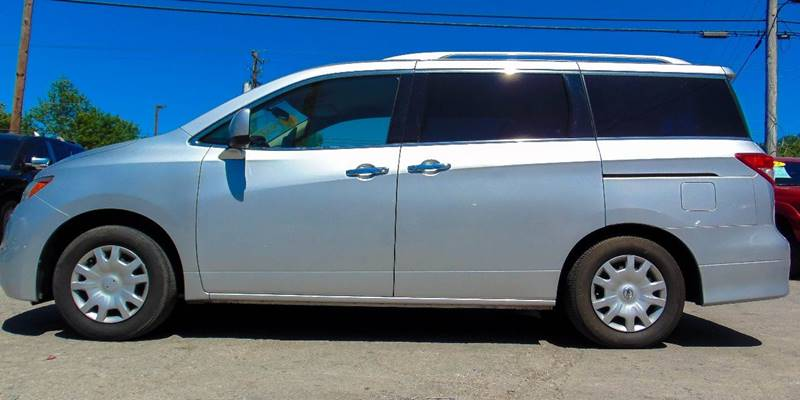 2012 Nissan Quest for sale at Tennessee Imports Inc in Nashville TN