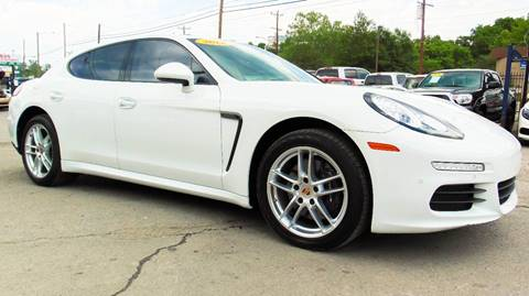 2014 Porsche Panamera for sale at Tennessee Imports Inc in Nashville TN