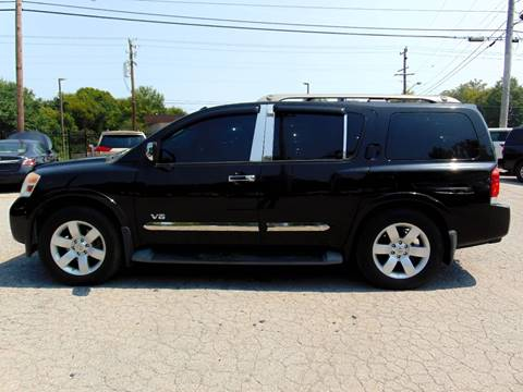 2008 Nissan Armada for sale at Tennessee Imports Inc in Nashville TN