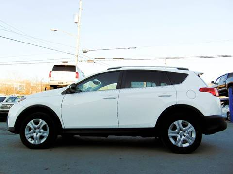2015 Toyota RAV4 for sale at Tennessee Imports Inc in Nashville TN