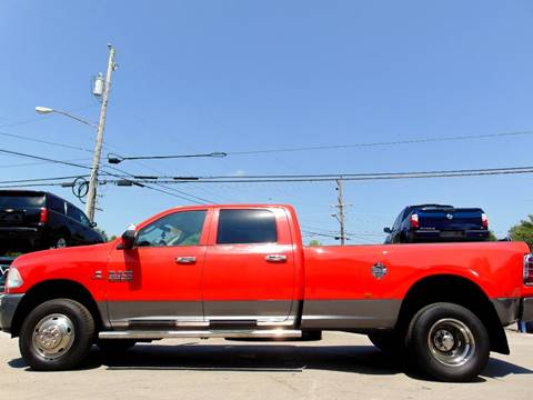 2013 RAM Ram Pickup 3500 for sale at Tennessee Imports Inc in Nashville TN