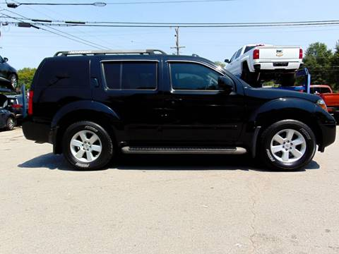 2008 Nissan Pathfinder for sale at Tennessee Imports Inc in Nashville TN