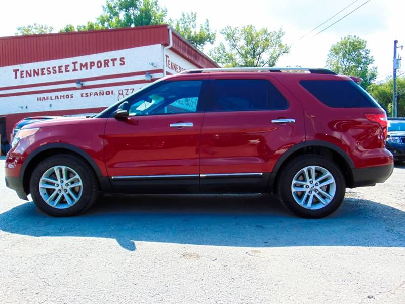 2013 Ford Explorer for sale at Tennessee Imports Inc in Nashville TN