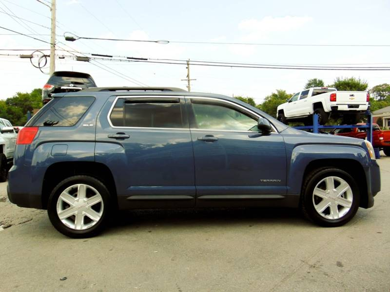 2011 GMC Terrain for sale at Tennessee Imports Inc in Nashville TN