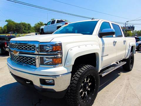 2014 Chevrolet Silverado 1500 for sale at Tennessee Imports Inc in Nashville TN
