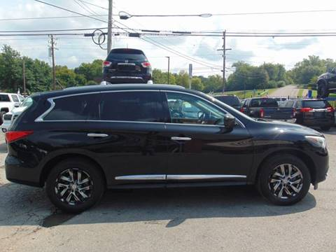 2013 Infiniti JX35 for sale at Tennessee Imports Inc in Nashville TN