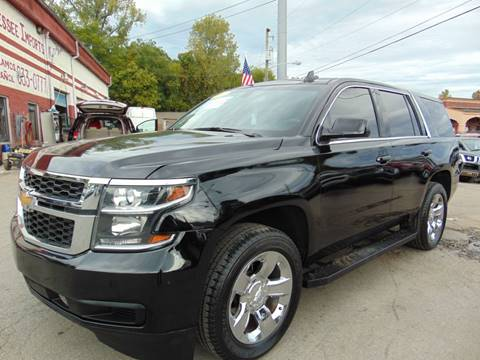 2017 Chevrolet Tahoe for sale at Tennessee Imports Inc in Nashville TN