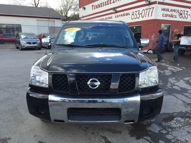 2011 Nissan Titan for sale at Tennessee Imports Inc in Nashville TN