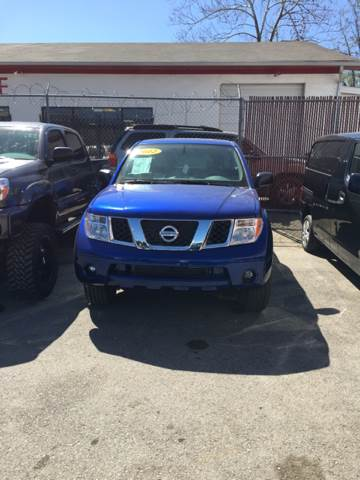 2012 Nissan Frontier for sale at Tennessee Imports Inc in Nashville TN