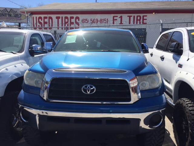 2007 Toyota Tundra for sale at Tennessee Imports Inc in Nashville TN